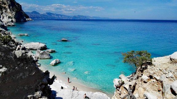 Cala Goloritze Mejores Playas Italia