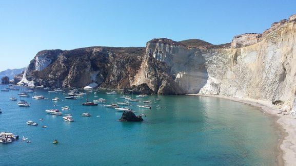 Chiaia di Luna mejores playas italia