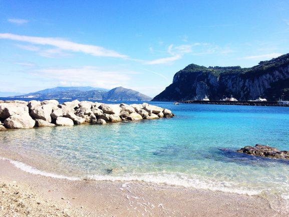 mejores playas italia positano