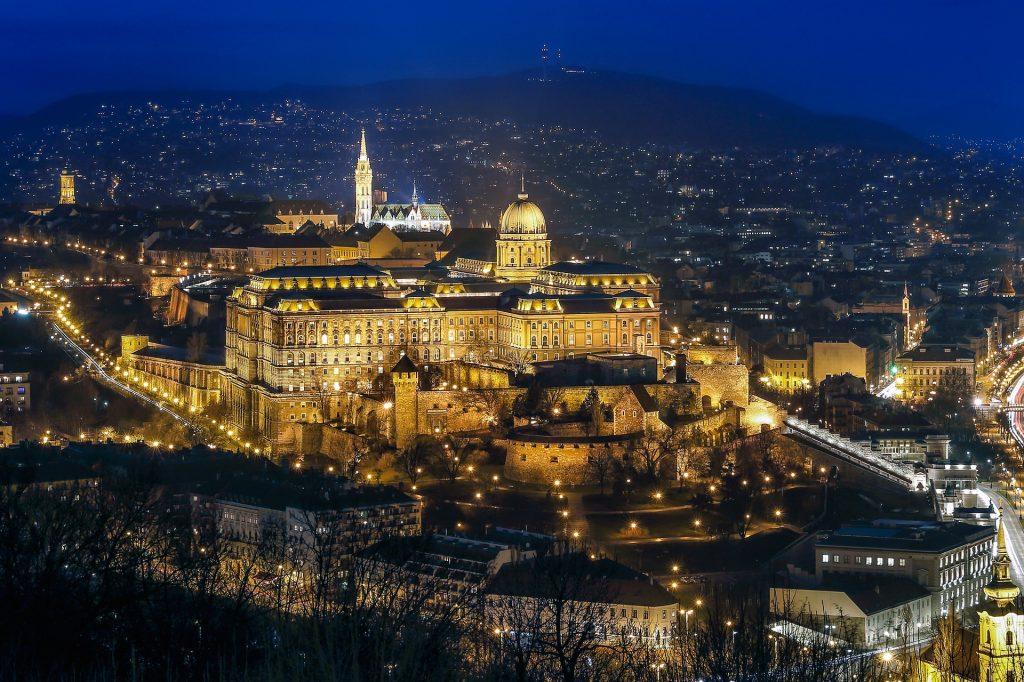 Budapest en Hungría