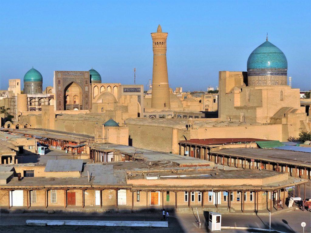Bujara en Uzbekistán