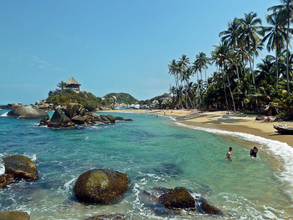 Cabo San Juan Playas de Colombia