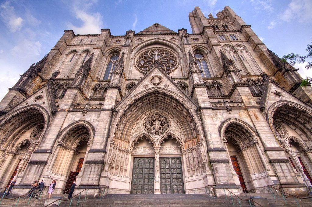 Catedral de San Juan El Divino, Nueva York, Estados Unidos