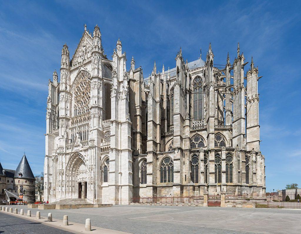Catedral de San Pedro de Beauvais, Francia
