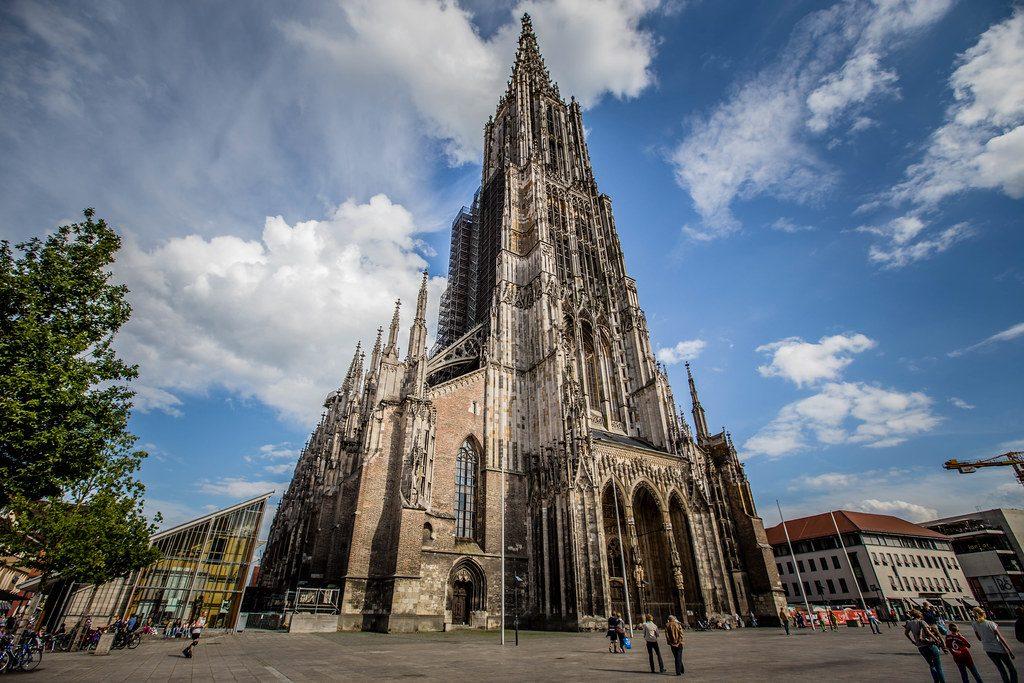 Catedral de Ulm en Alemania