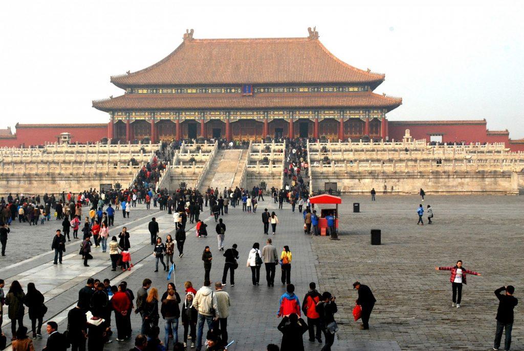 Ciudad Prohibida Curiosidades sobre China