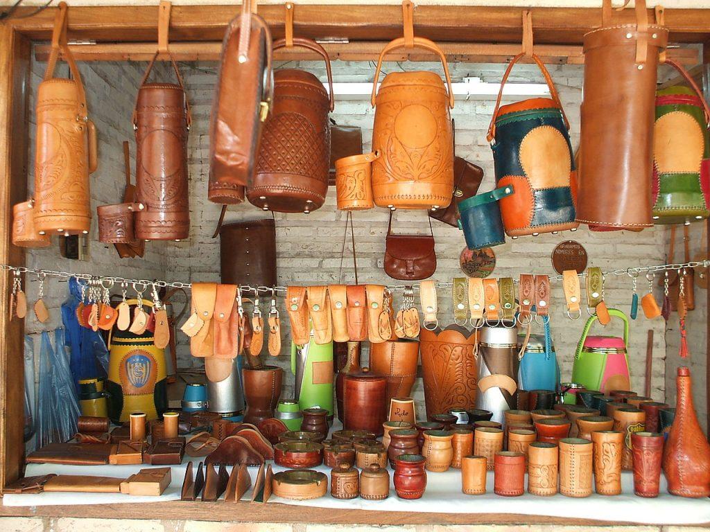 productos de cuero de Argentina