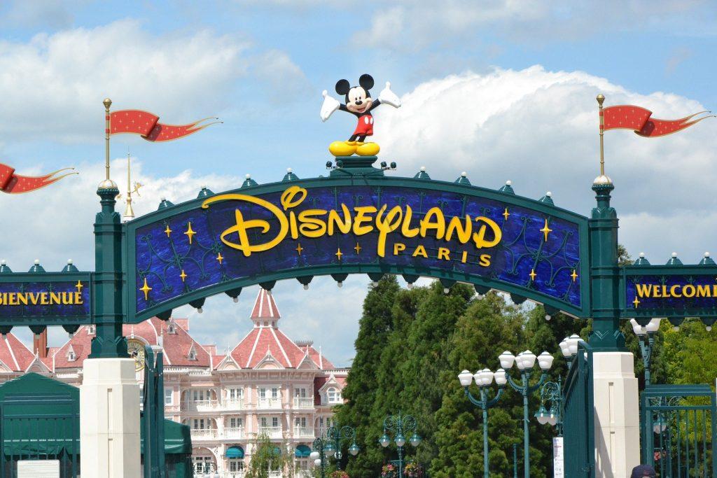 Disney en París