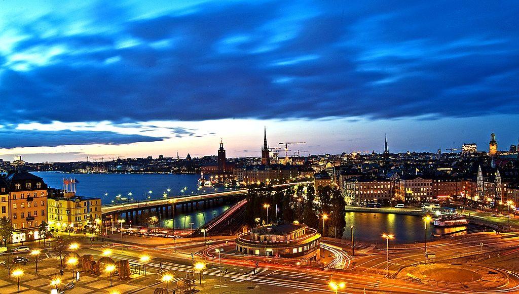 Estocolmo Noruega