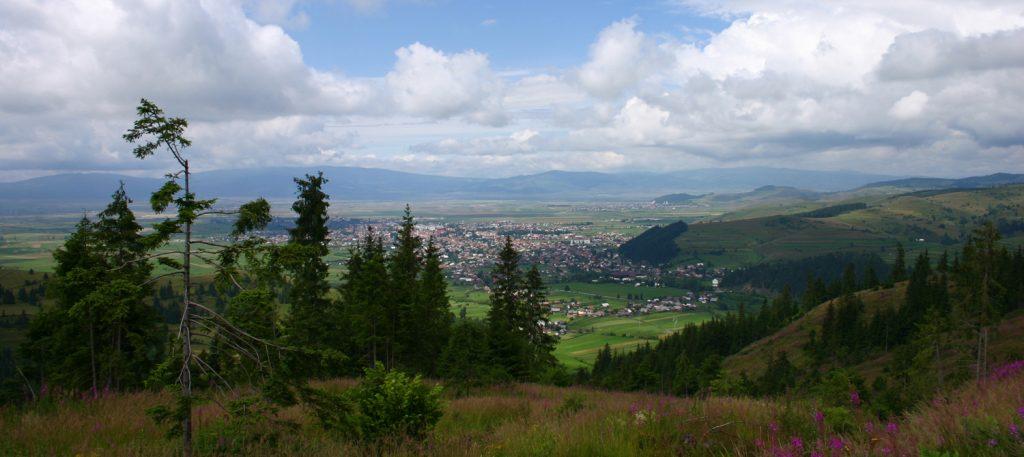 Gheorgheni en Rumania