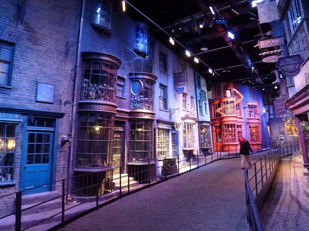Harry Potter Studio Tour en Londres