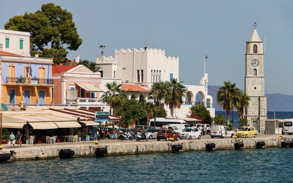 Islas Griegas en coche