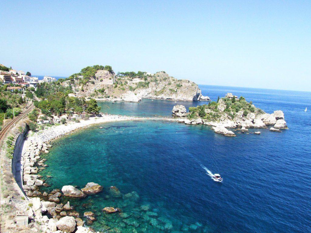 Isola Bella Sicilia en Italia