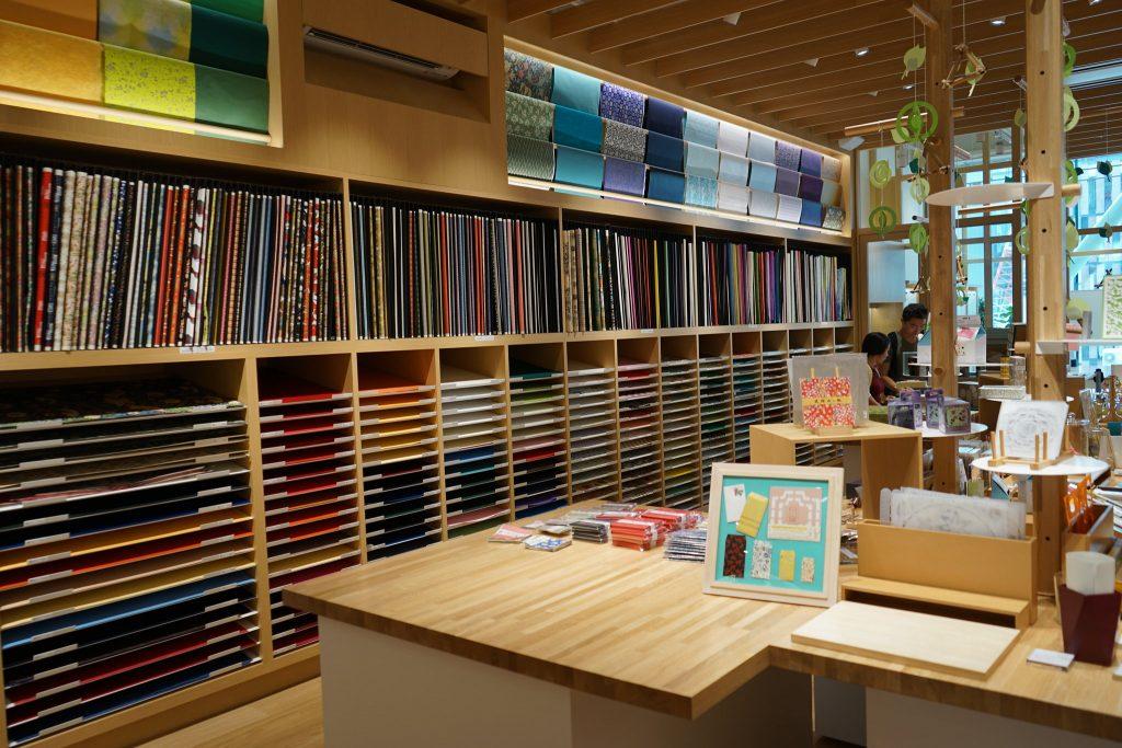 Itoya papelería en Japón