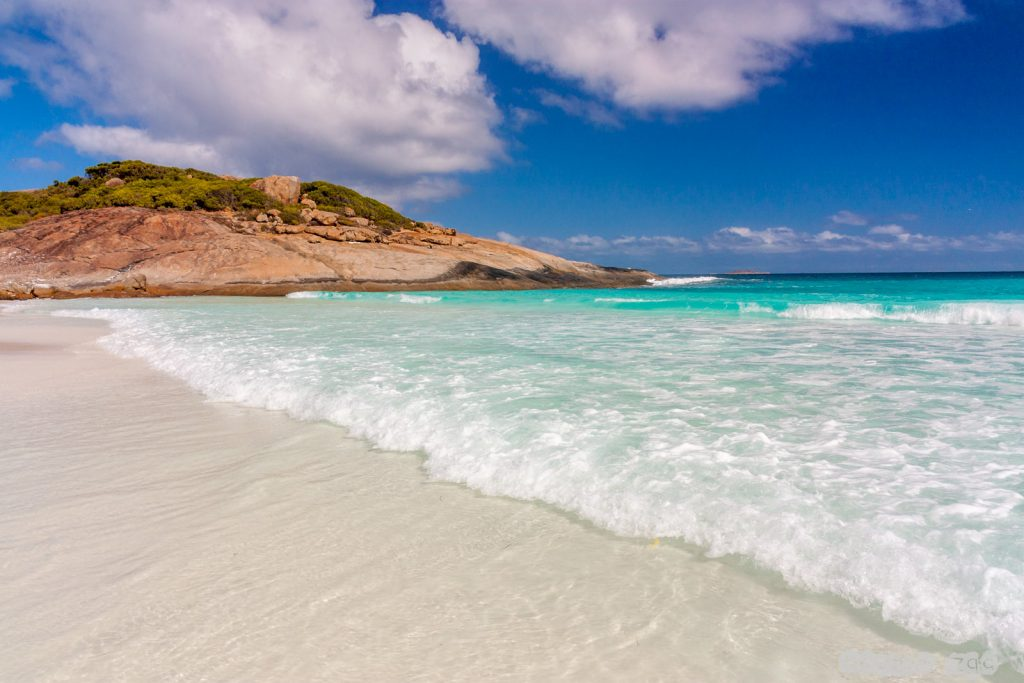 Lucky Bay playas de Australia