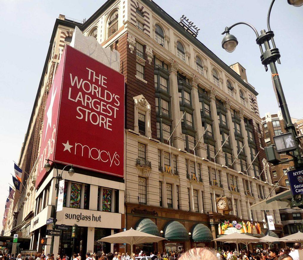 Macys qué comprar en Estados Unidos