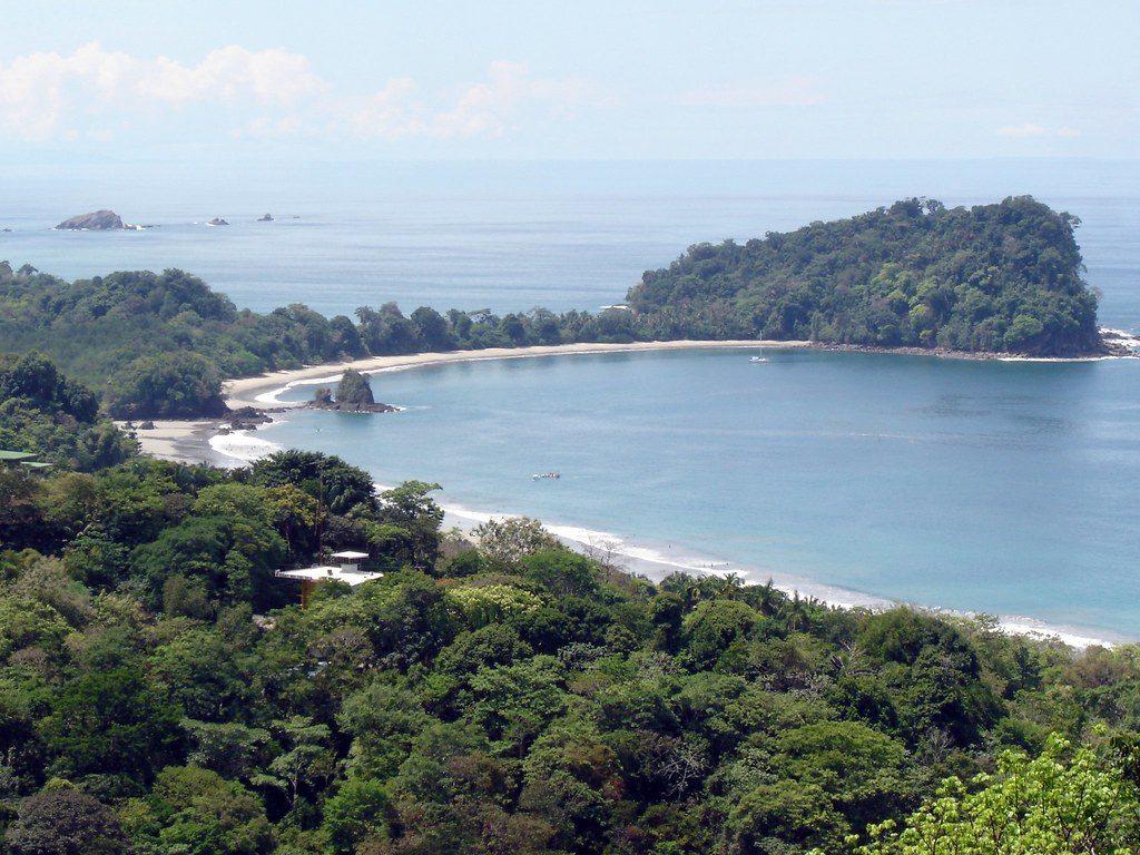 Manuel Antonio en Puntarenas, Pacífico Playas de Costa Rica