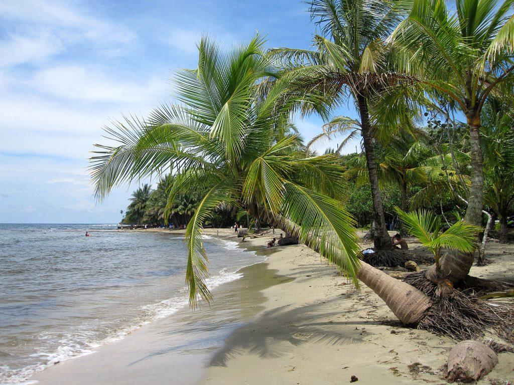Manzanillo en Limón, Caribe playas de Costa Rica