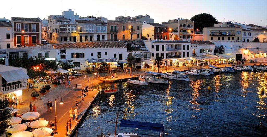 Menorca en España