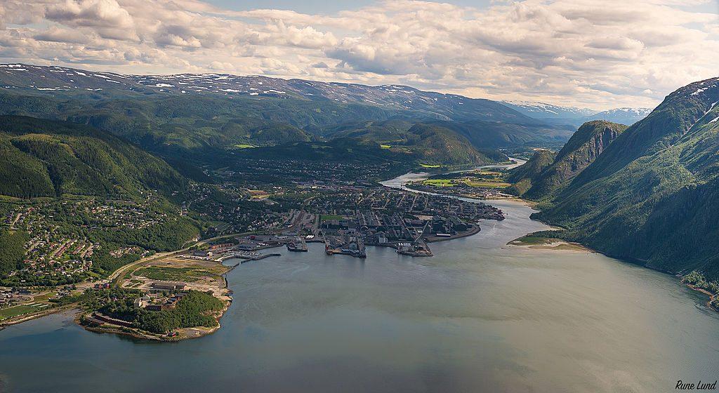 Mosjoen Noruega