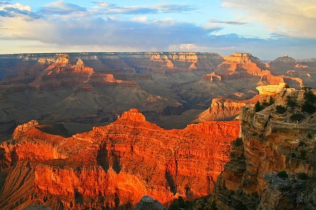 Parque Nacional Gran Cañón del Colorado Estados Unidos