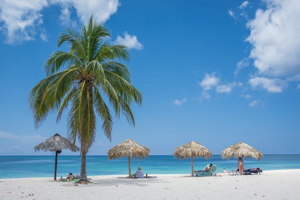 Ancón mejores playas de Cuba