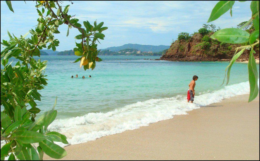 Playa Conchal en Guanacaste, Pacífico Playas de Costa Rica