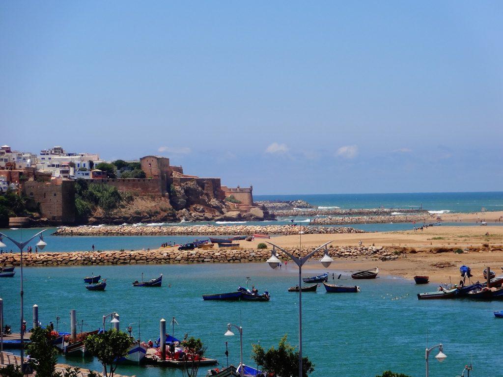 Rabat Playa de Marruecos