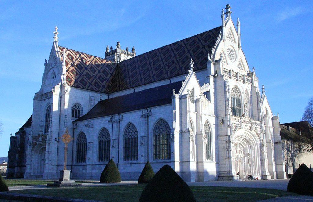 Real monasterio de Brou Bourg en Bresse Francia