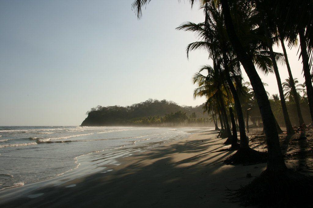 Sámara en Guanacaste, Pacífico Playas de Costa Rica