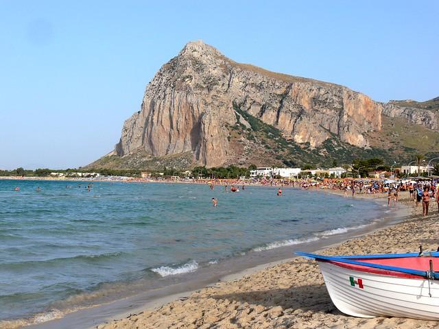 San Vito Lo Capo Sicilia en Italia