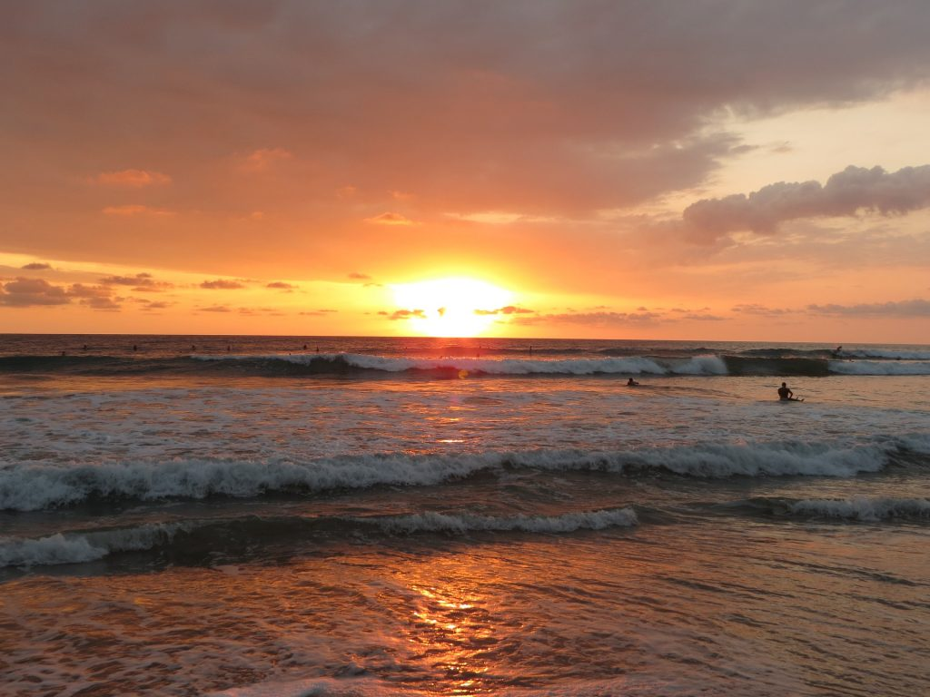 Santa Teresa en Puntarenas, Pacífico Playas de Costa Rica