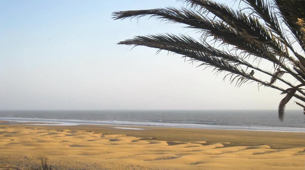 Sidi Kaouiki Playa de Marruecos