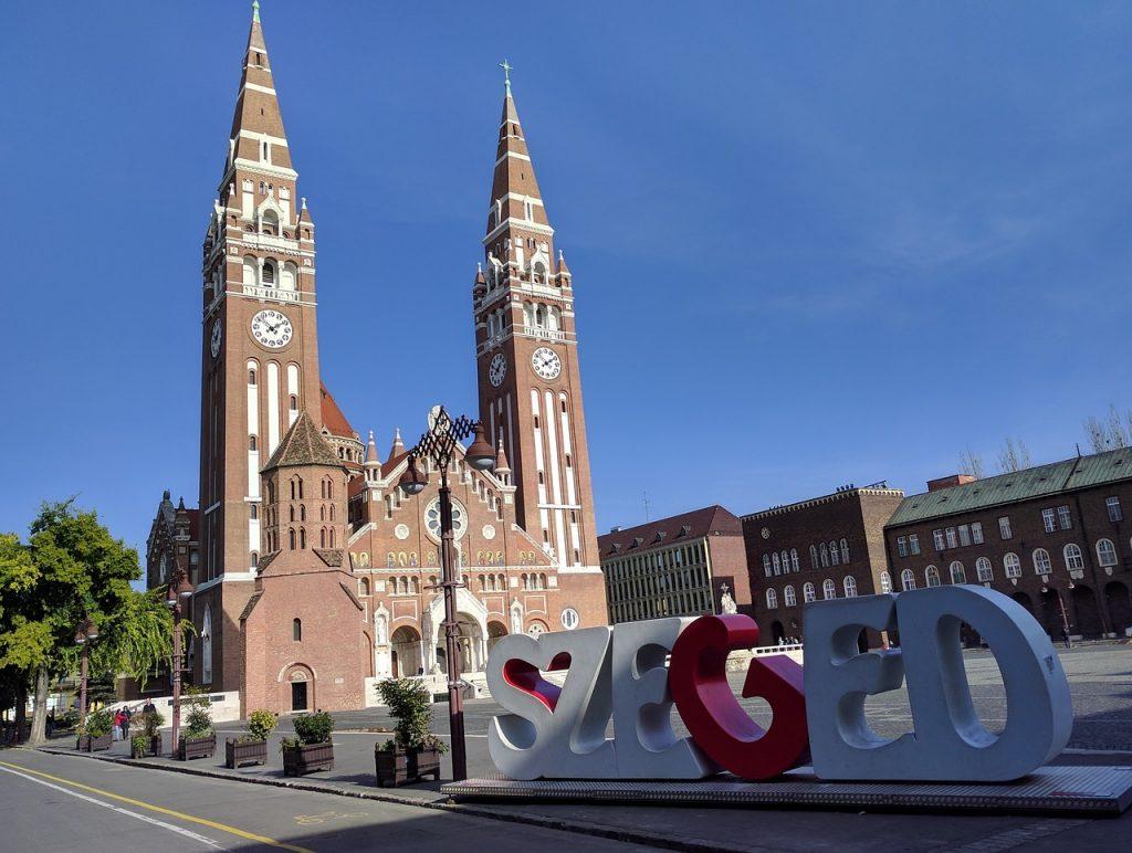 Szeged en Hungría