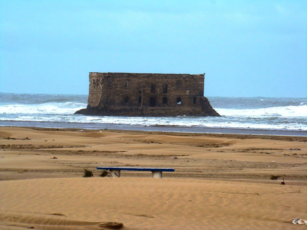 Tarfaya Playa de Marruecos