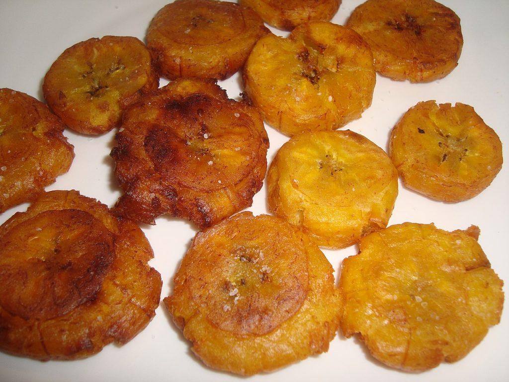 Tostones comida de Cuba