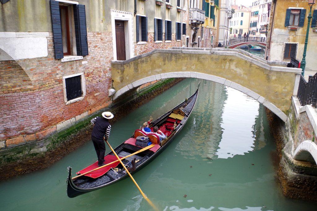 Venecia viajes de novios