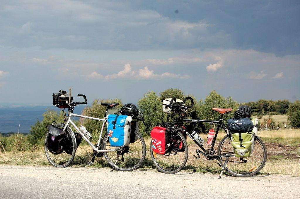 Qué llevar en la bicicleta