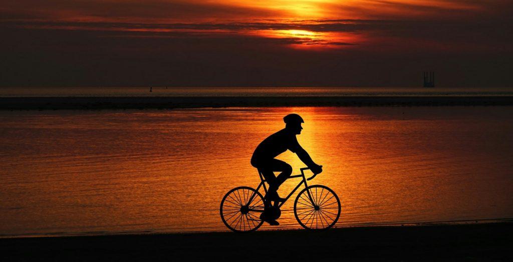 Primer viaje en bicicleta