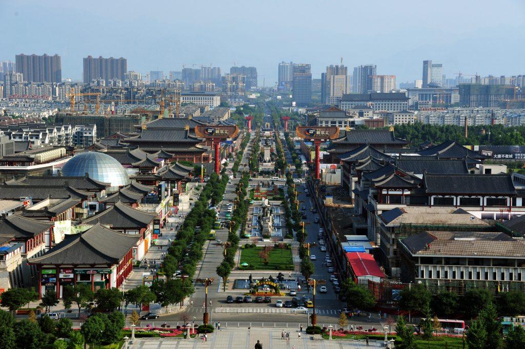 Xian en China