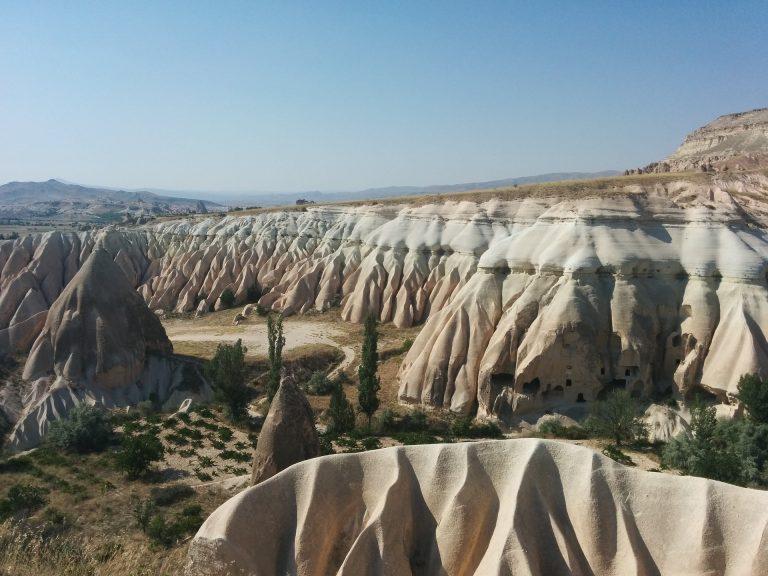 Capadocia Turquía
