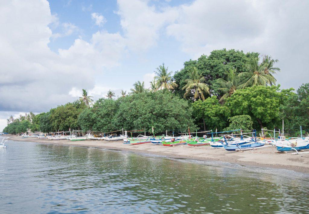 playa Lovina Bali, Indonesia