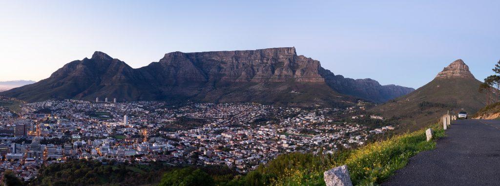 Parque Table Mountain Ciudad del Cabo