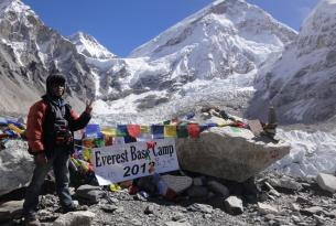 Trekking hasta el Campo Base del Everest