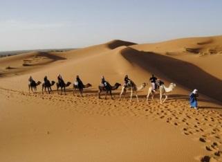 Marruecos Sahara (Semana Santa)