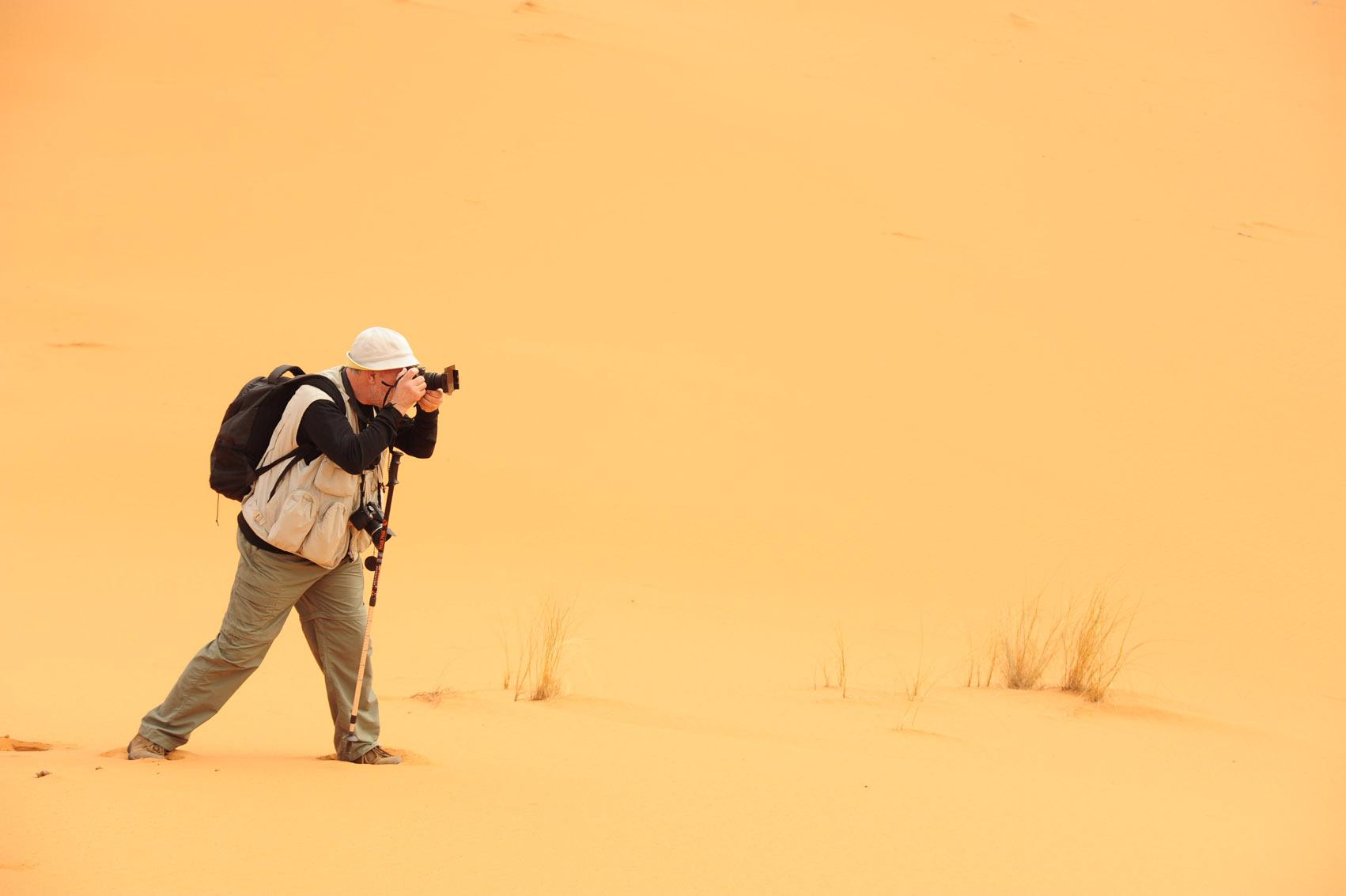 Los colores del Sahara (Semana Santa)