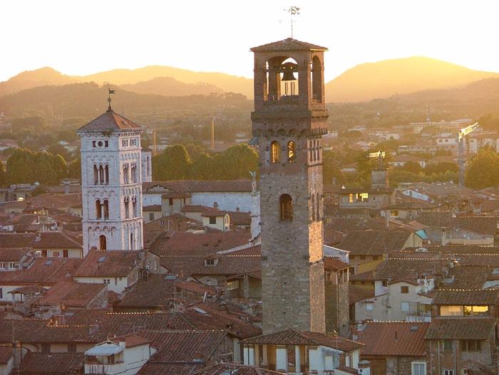 Toscana y Liguria (Semana Santa)