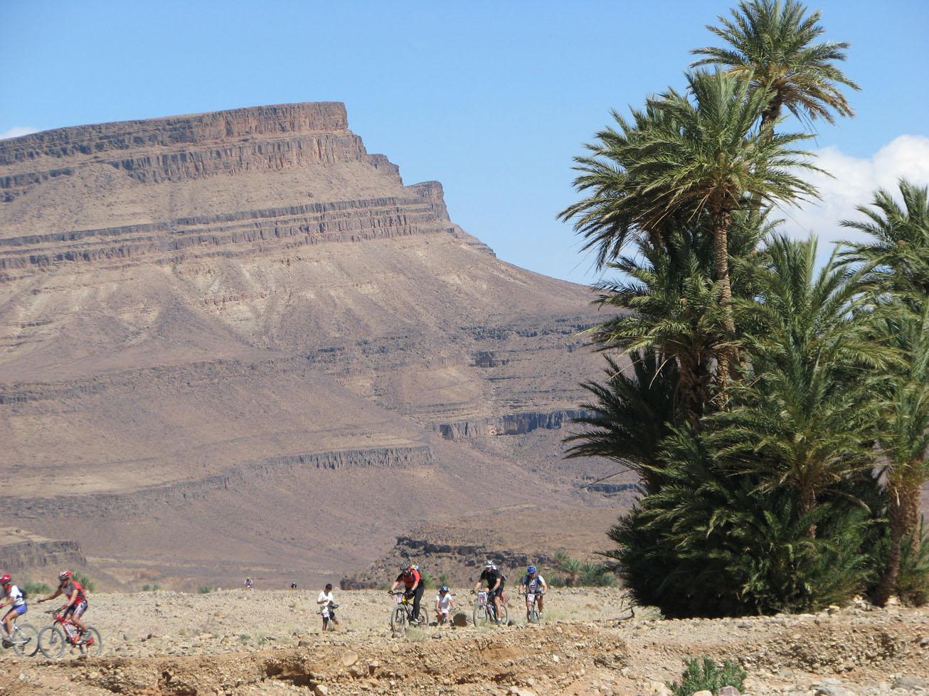 Sahara Bike 2013