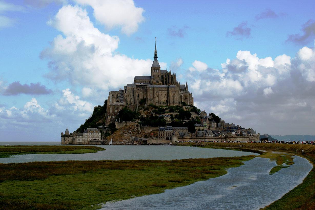 Bretaña y Normandía (verano)