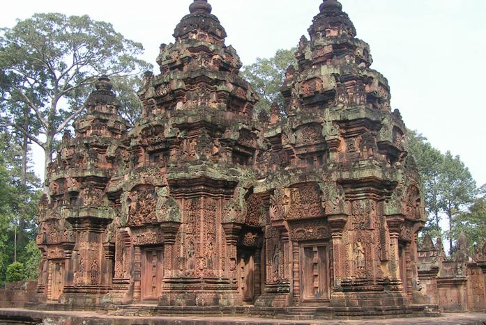 Tailandia Laos y Camboya